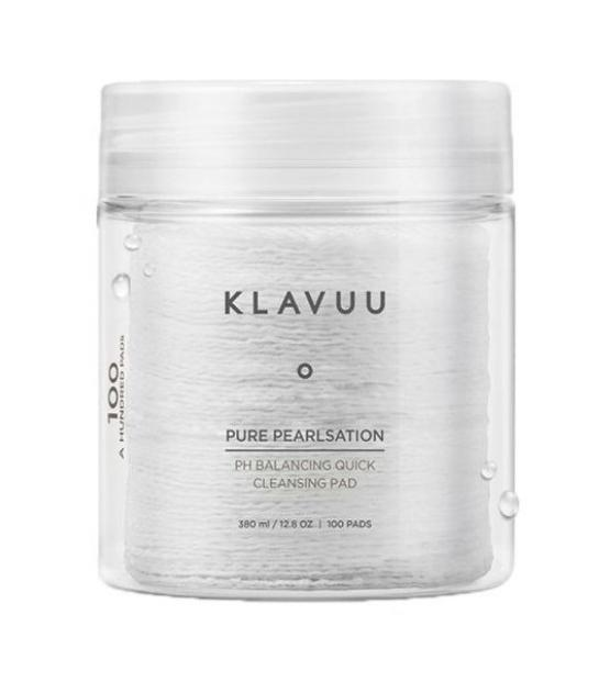 Pure Pearlsation PH Balancing Quick Cleansing Pad