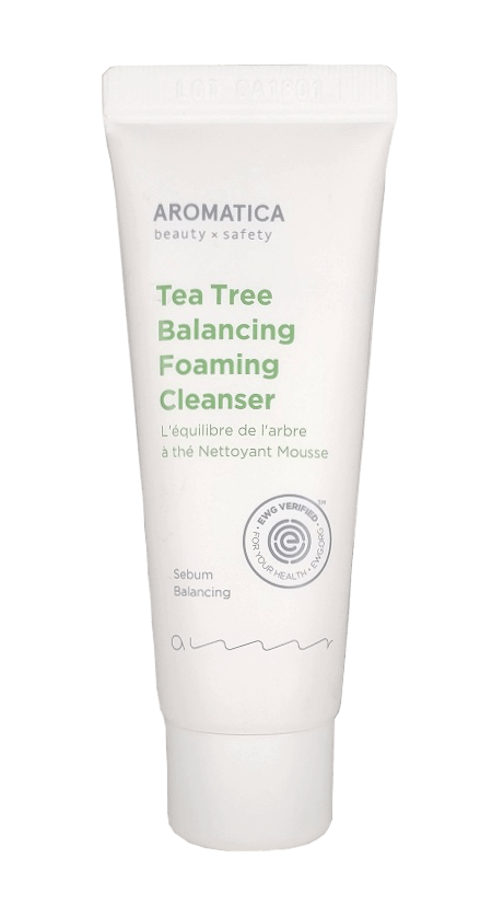Tea Tree Balancing Foaming Cleanser в интернет-магазине Skinly