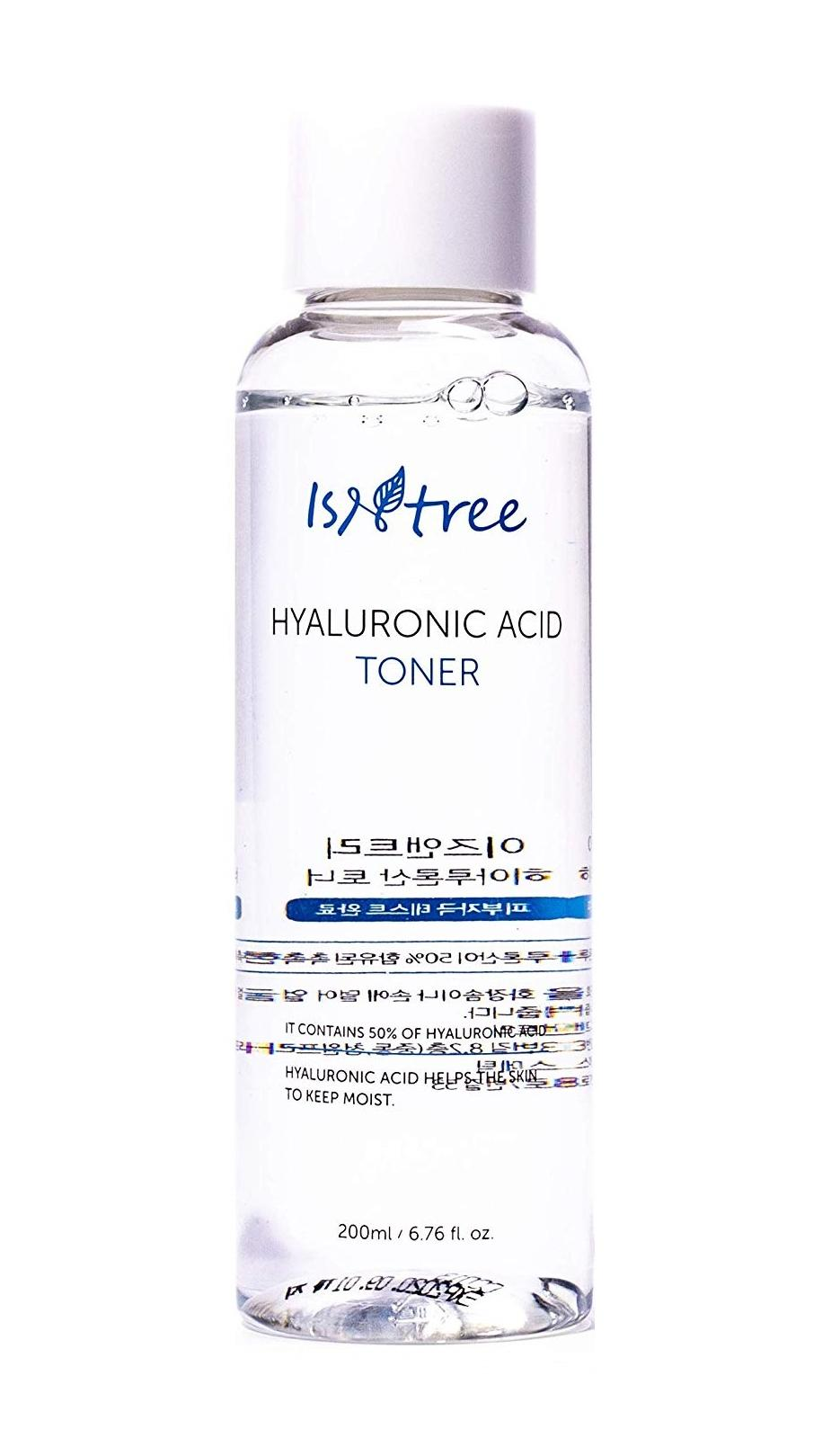 Hyaluronic Acid Toner