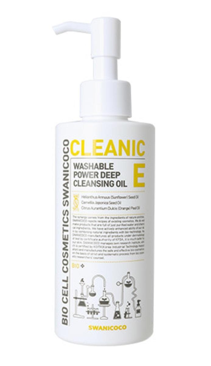 Washable Power Deep Cleansing Oil