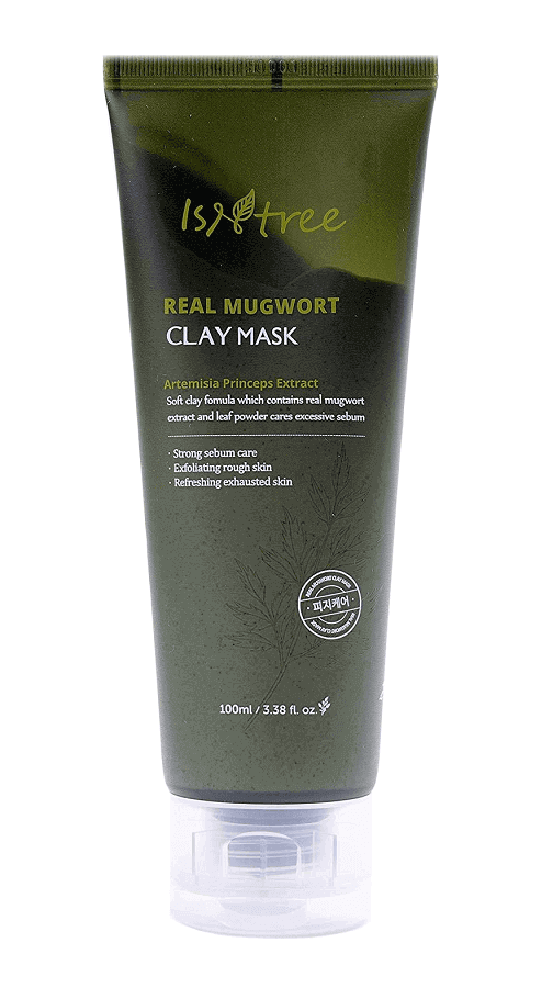 Real Mugwort Clay Mask в интернет-магазине Skinly